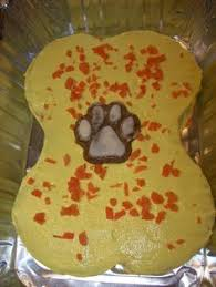 uncle jimmy u0027s puppy cakes puppy safe cake mix with frosting for