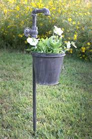 Outdoor Garden Crafts - best 25 garden stakes ideas on pinterest yard art yard