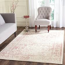 7 x 7 area rugs safavieh adirondack ivory rose 5 ft 1 in x 7 ft 6 in area rug