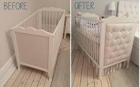 chambre bébé ikea hensvik la tête de lit à faire soi même pour le lit bébé ikea hensvik