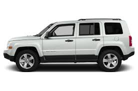 is a jeep patriot a car 2017 jeep patriot overview cars com