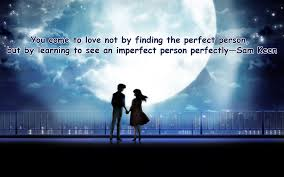 Perfect Love Quote by 20 Love Quotes Wallpaper Romantic Couple Images With Quotes