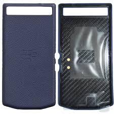 blackberry porsche design p9982 porsche design p 3300 premium leather battery door cover for