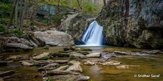 Maryland waterfalls images Falling branch trail to kilgore falls maryland maps 145 jpg