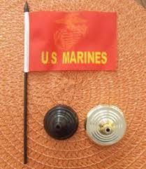 vintage bicentennial american desk flags by urbanrenewaldesigns