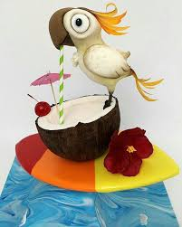 Tropical Themed Cake - tropical theme birthday cake part 44 pineapple cake from a