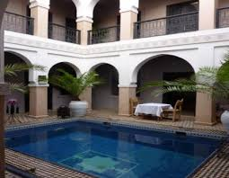 gerance chambre d hotes location gérance riad maison d hôtes 7 chambres marrakech mellah