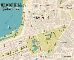 Boston Commons Map by Sarah Bell Cerebellumaps Twitter