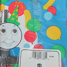 train table with cover sealed original 24 yr old thomas the tank engine train table cover