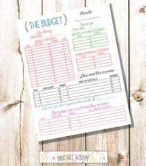monthly budget planner i made anderson publications graphic