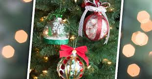 gift idea filled festive ornaments the dollar tree