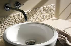 Bathroom Tile Ideas 2011 How To Install Pebble Mosaic Tile Pebble Tiles White Pebbles