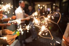 sparklers for wedding sparklers for wedding add to your celebrations