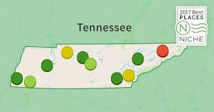 most affordable places to rent 2017 best places to raise a family in tennessee niche