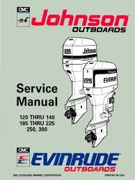 1993 johnson evinrude et 90 lv service manual pn 508287 pdf