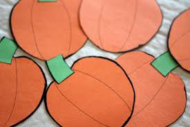 jack o u0027 lantern collages preschool craft reading confetti
