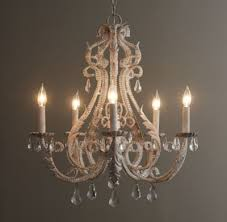 Large Chandelier Palais Large Chandelier Aged Metal