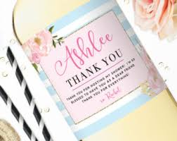 hostess gifts for baby shower hostess gift wine labels baby shower hostess gift bridal