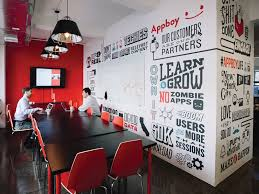 Slogans For Interior Design Business Appboy Office Mural Funny Office Icons And Office Mural