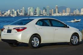 2015 toyota corolla car review autotrader