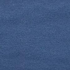 blue denim cotton jersey knit fabric nick of time