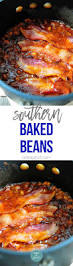 the best southern baked bean recipe add a pinch