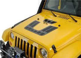 jeep hood vents jeep hood vents louvers page 2 quadratec
