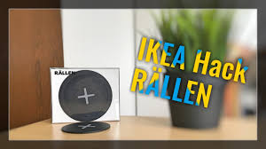 ikea charging station hack ikea hack malm rällen youtube