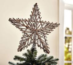 Outside Christmas Decorations For Sale Uk by Illuminated Star Christmas Tree Topper Uk Decorating Themed