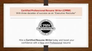 Resume Writer Certified Resume Writer Linkedin Resume Writer Cprw Los Angeles