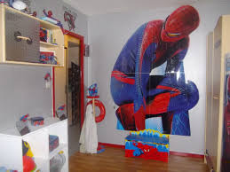 Voilage Spiderman by