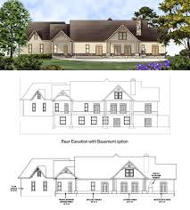 Floor Plans And Elevations Of Houses House Plan 98267 At Familyhomeplans Com