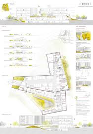 international competition for a nursing home in linz austria