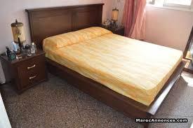chambre à coucher bois massif chambre à coucher bois massif très bonne qualité meubles 18h42
