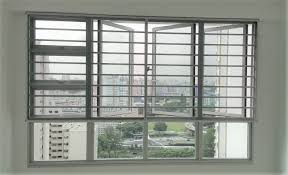 aluminium trellis removable magnetic insect screen singapore