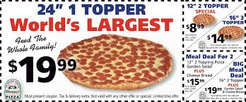 food coupons pizza and food coupons toarminas pizza