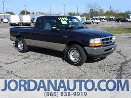 pre owned 1999 ford ranger xlt extended cab pickup in mishawaka