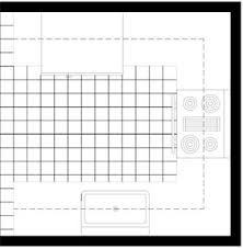 floor plan basics the basics of kitchen floor planning