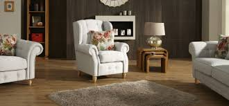 chair lovely wing chairs for living room with sleek white color
