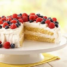 tres leches cake with berries recipe land o u0027lakes