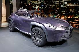 lexus ux model goodyear presents goodyear urban crossover concept tyre for lexus