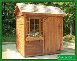 small backyard sheds home landscaping