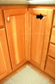 Wood Furniture Door Fixing A Cracked Cabinet Door