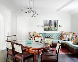 Dining Room Table With Sofa Seating Inspiring Well Best Ideas - Dining room with couch