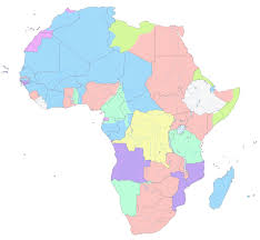 map world africa africa uncolonized a detailed look at an alternate continent