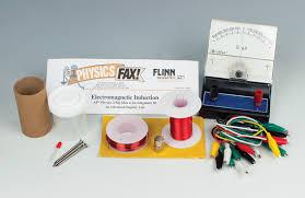 electromagnetic induction u2014advanced inquiry laboratory kit