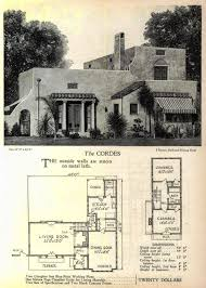 Spanish Colonial Architecture Floor Plans 107 Best Spanish Colonial Mission Revival Homes Images On