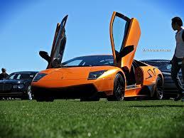 Lamborghini Murcielago Orange - lamborghini murcielago lp 670 sv at festivals of speed amelia