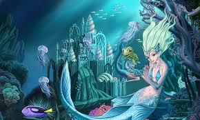 mermaid kids u0027 storybook android apps google play
