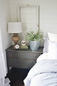 Dark Grey Nightstand What U0027s On My Nightstands Master Bedroom Liz Marie Blog